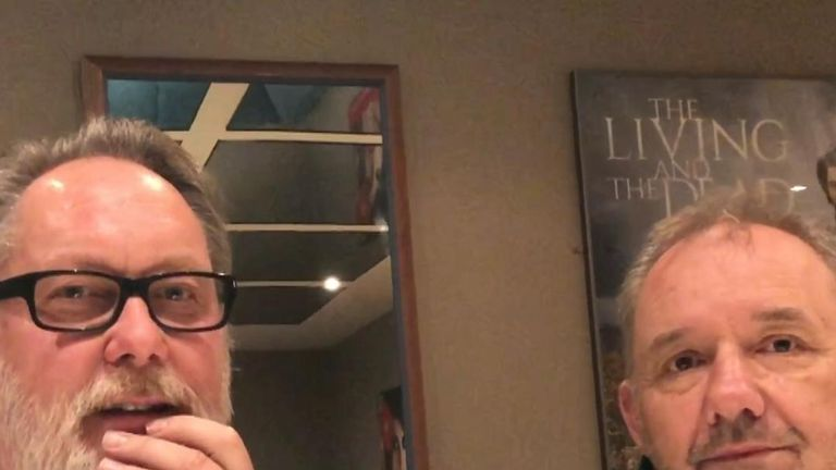Vic and Bob know what each other are thinking