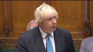 Boris Johnson apologises for declaring nearly £53,000 late to parliament