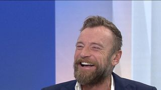 Actor Richard Dormer talks about Fortitude and Game Of Thrones