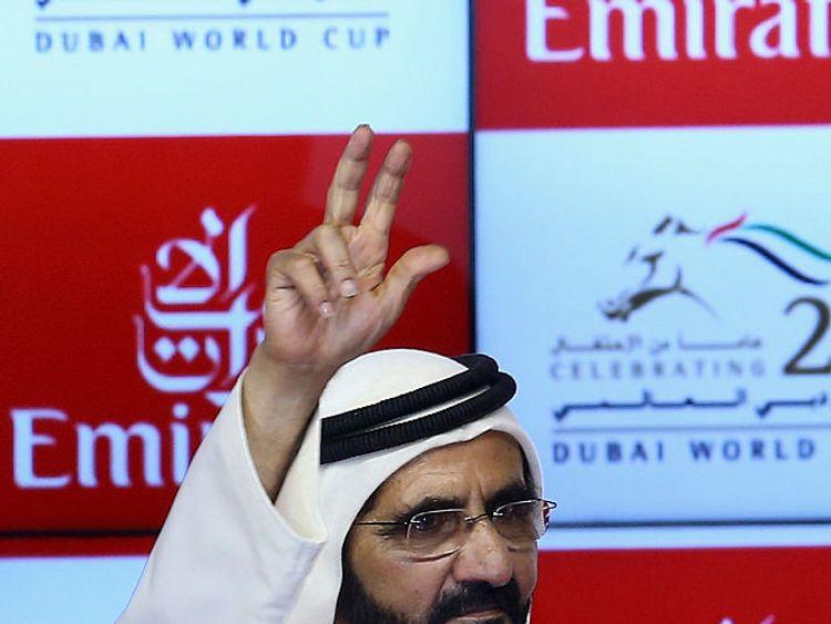One of Sheikh Mohammed bin Rashid Al Maktoum's daughters has not been seen in public for nine months
