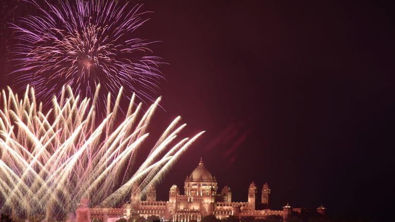 Priyanka Chopra married US singer Nick Jonas n a royal Indian palace