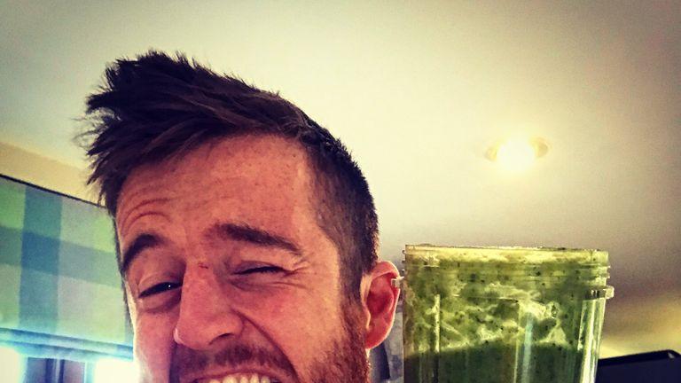 Ben Coomber went vegan for a month