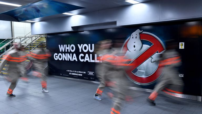 Ghostbusters is to return to the big screen in 2020