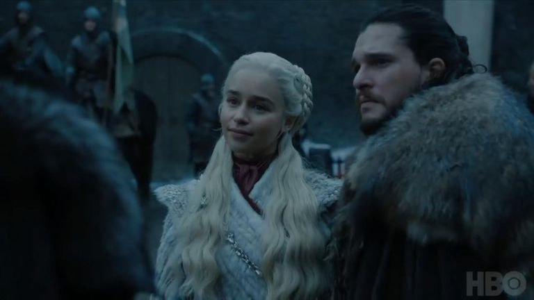 HBO have released an - incredibly short - teaser clip for the next instalment of Game of Thrones.