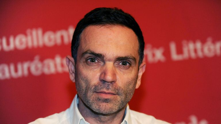 Yann Moix has said women aged 50 and older are 'invisible' to him
