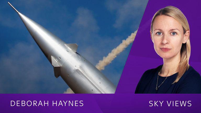 Haynes sky views teaser